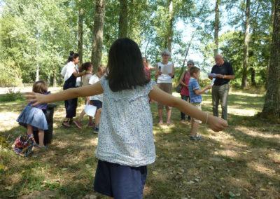 Vacances Chrétiennes : temps de prière avec les enfants